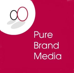Pure Brand Media square logo